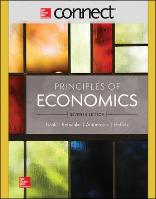 Connect Online Access For Principles Of Economics (ITESM SANTA FE)