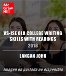 VS-ISE OLA COLLEGE WRITING SKILLS WITH READINGS