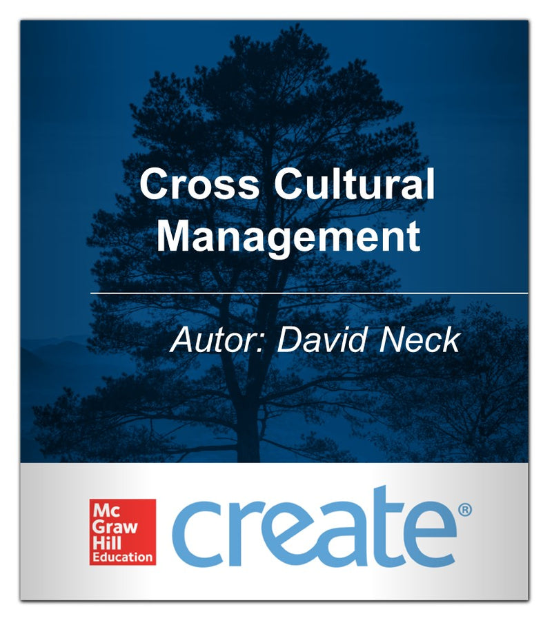 Create: Cross Cultural Management