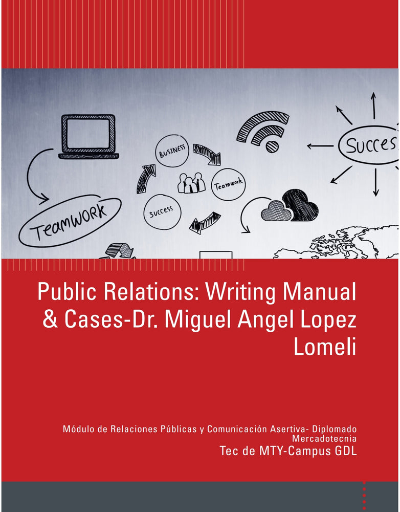 Public Relations: Writing Manual & Cases