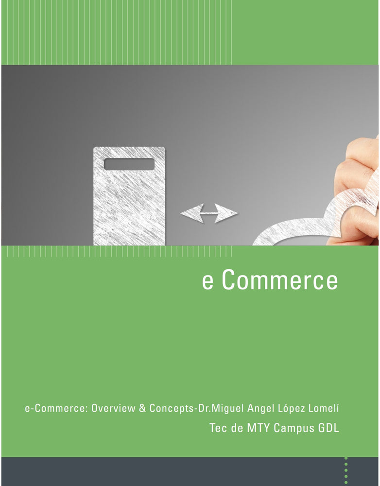 e-Commerce: Overview & Concepts