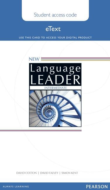 New Language Leader Intermediate
