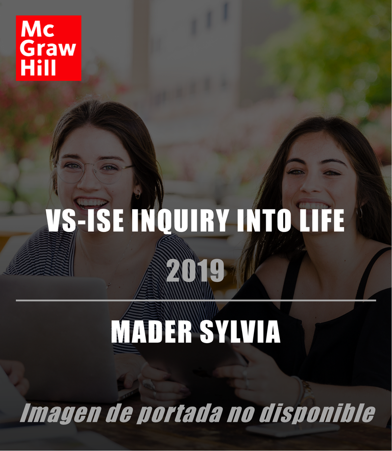VS-ISE INQUIRY INTO LIFE