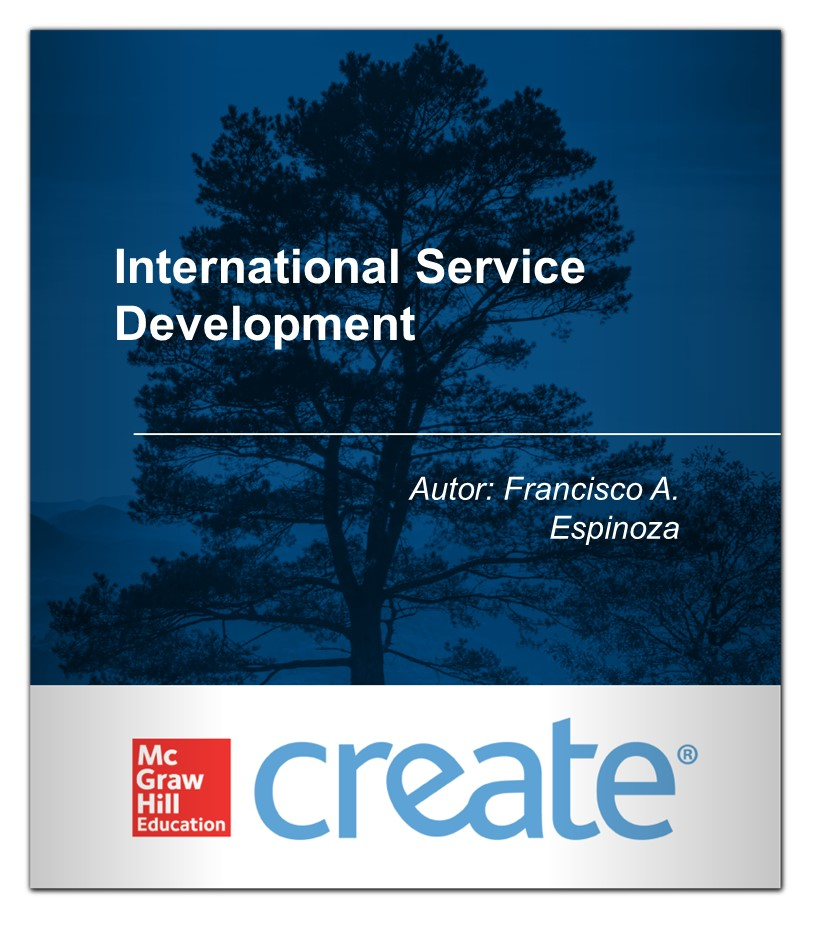 Create: International Service Development