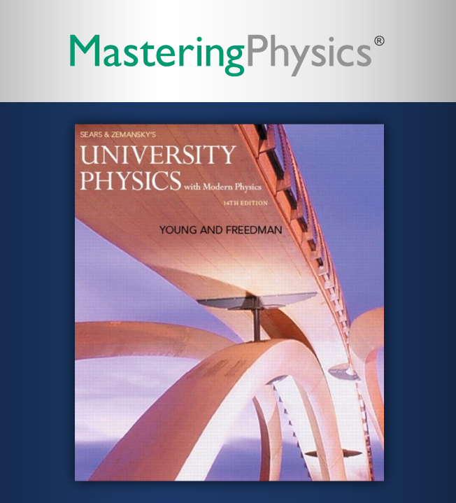 Mastering Physics with Etext: University Physics With Modern Physics, 14ed (Electricidad y magnetismo: Itesm)