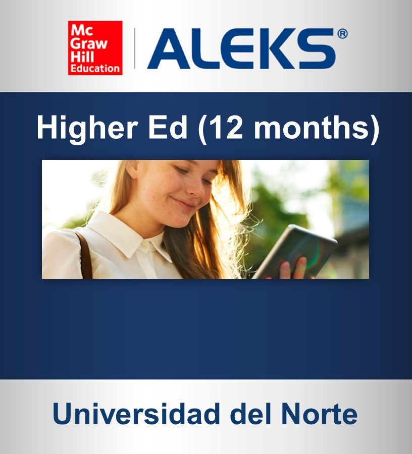 ALEKS Higher Ed. (Universidad del Norte)
