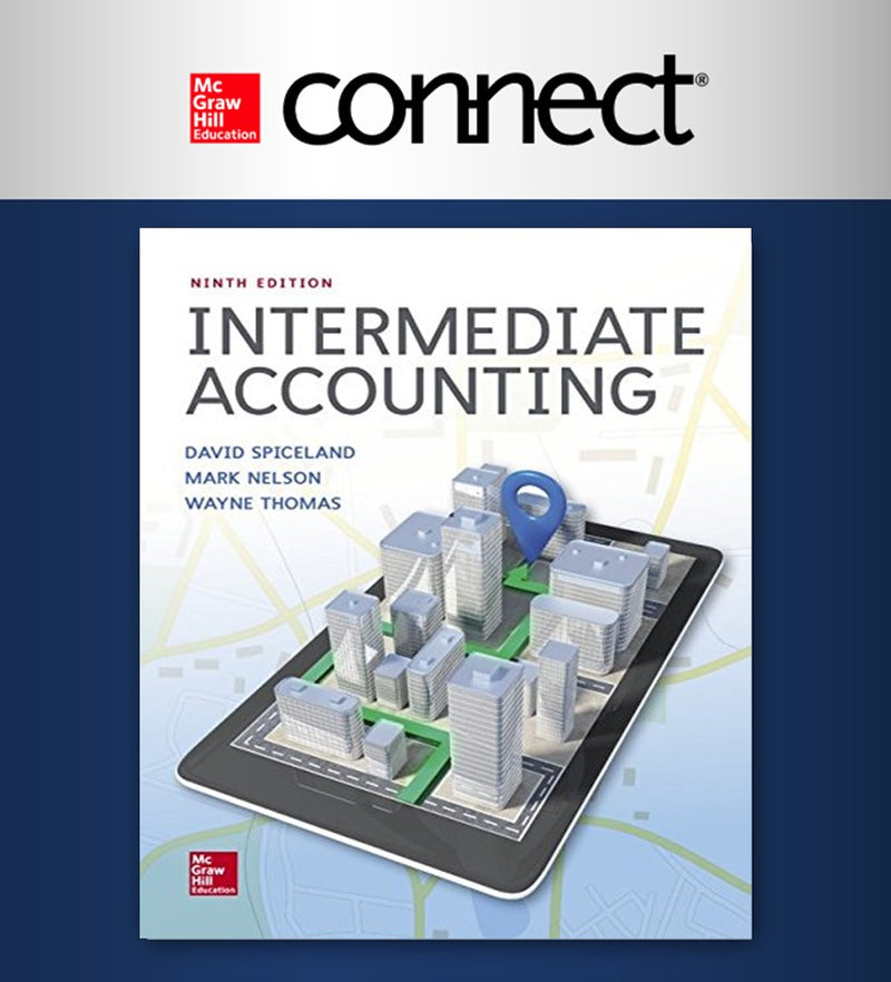 Connect. Intermediate Accounting 9e (6 meses) (ITAM)