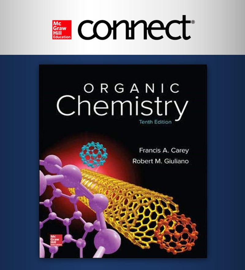 Connect online access 2 year for Organic Chemistry (ITESM CCM)