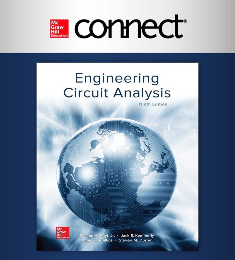 Connect Engineering Circuit Analysis (ITESM CCM)