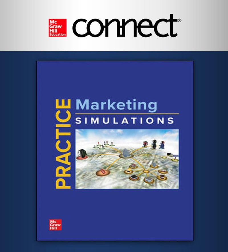 Connect Online Access For Practice Marketing Simulations (ITESO)