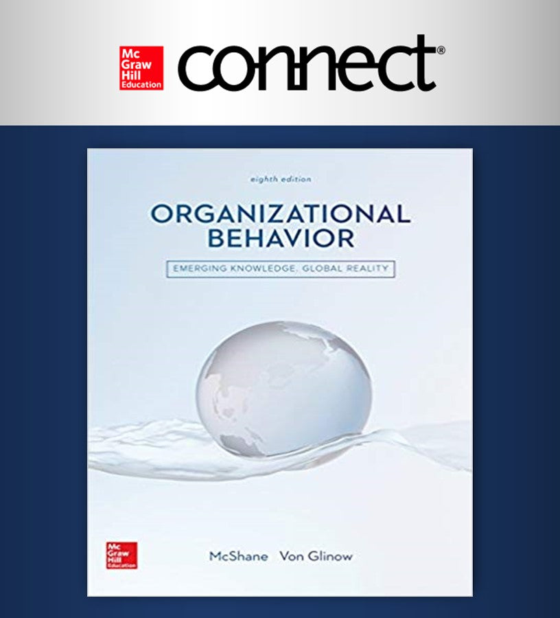 Connect online access for Organizational Behavior