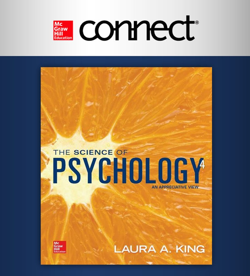 Connect with Smart Book: Science of Psychology and Appreciative (ITESM Toluca)