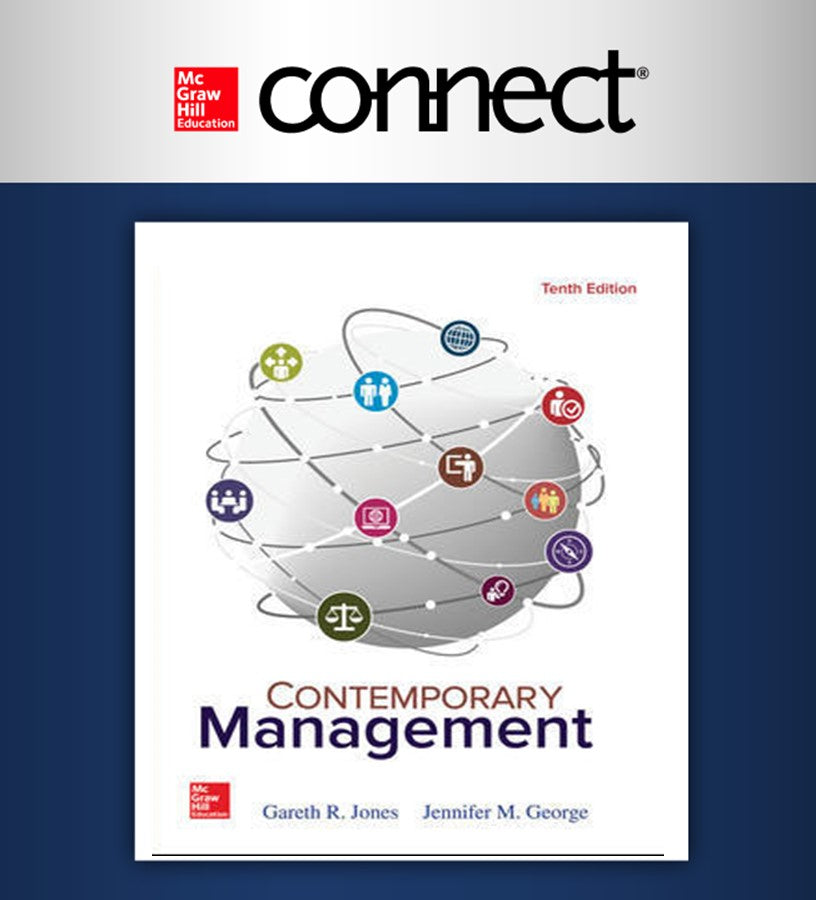 Connect online access for Contemporary Management (Itesm Toluca)