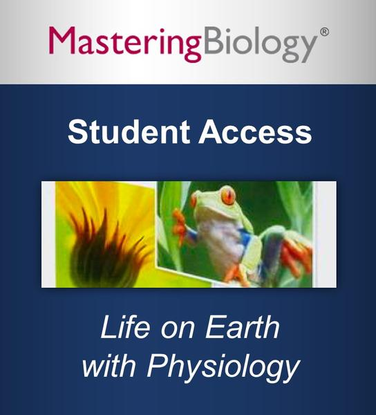 DOMUS Access Mastering Biology & eText Biology: Life on Earth with Physiology