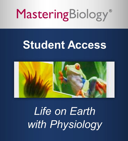 CD. JUÁREZ Access Mastering Biology & eText Biology: Life on Earth with Physiology