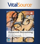 Advanced Accounting, Global Edition