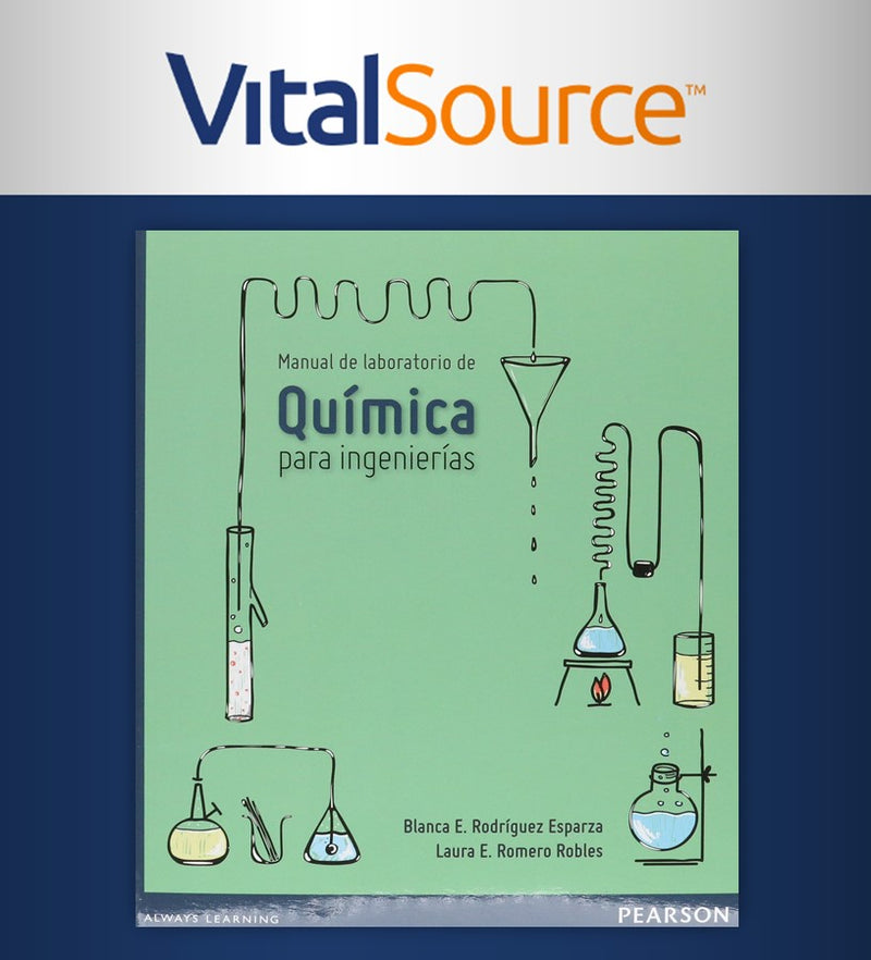 MANUAL DE LABORATORIO DE QUIMICA PARA INGENIERIAS
