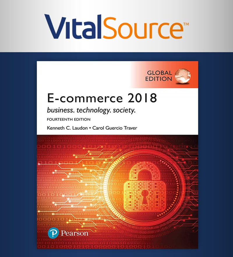 E-Commerce 2018, Global Edition (Renta por 6 meses)