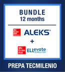 Bundle ELLevate + Aleks 12 meses