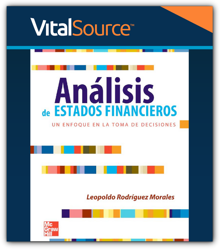 Vs-Ebook Análisis de Estados Financieros: Un Enfoque en la Toma de Decisiones McGraw-Hill Leopoldo Rodríguez 9781456205751