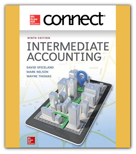 Connect online access Intermediate Accounting (ITESM CCM)