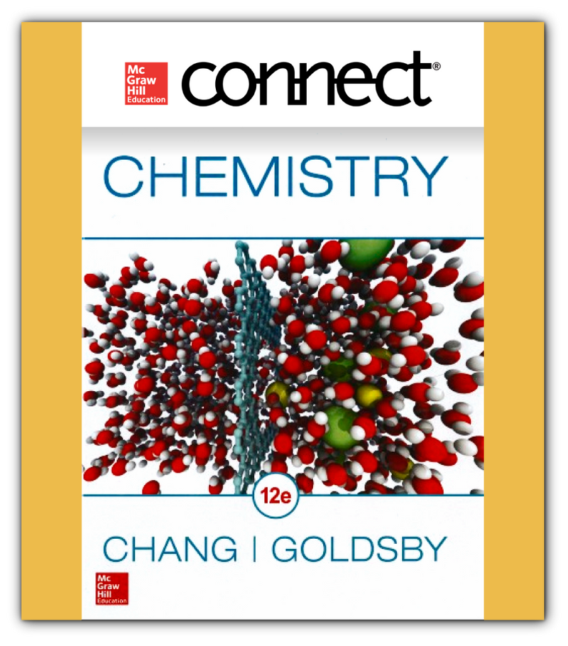 Connect 2-year online access for Chemistry 9781259286179 McGraw-Hill
