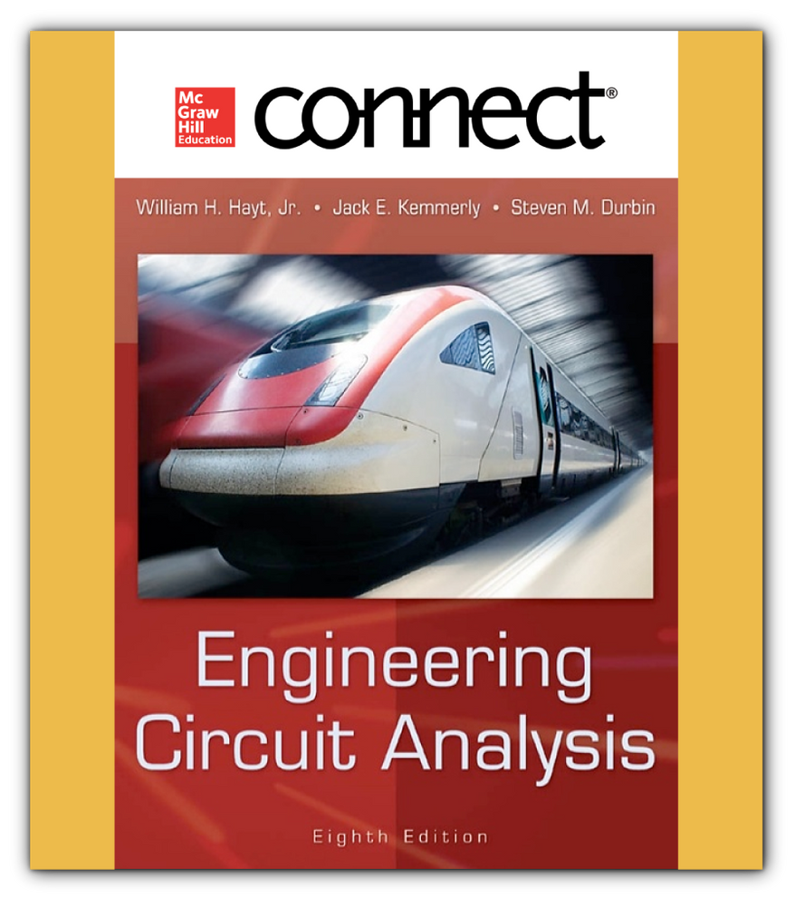 Engineering Circuit Analysis Connect Access Card (ITESM Campus Mty)