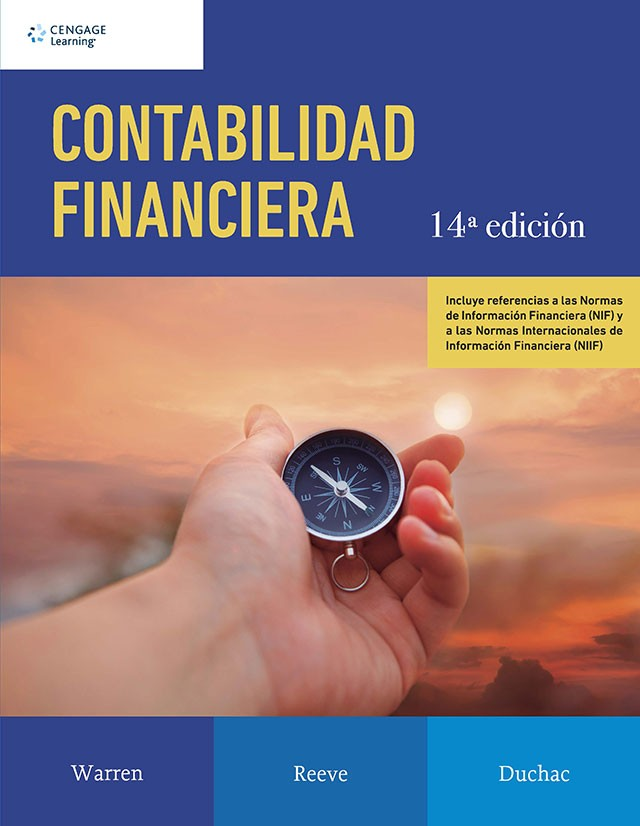 CONTABILIDAD FINANCIERA (Warren, Carl; Reeve, James M.; Duchac, Jonathan)