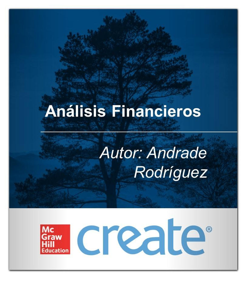 Create ANALISIS FINANCIERO