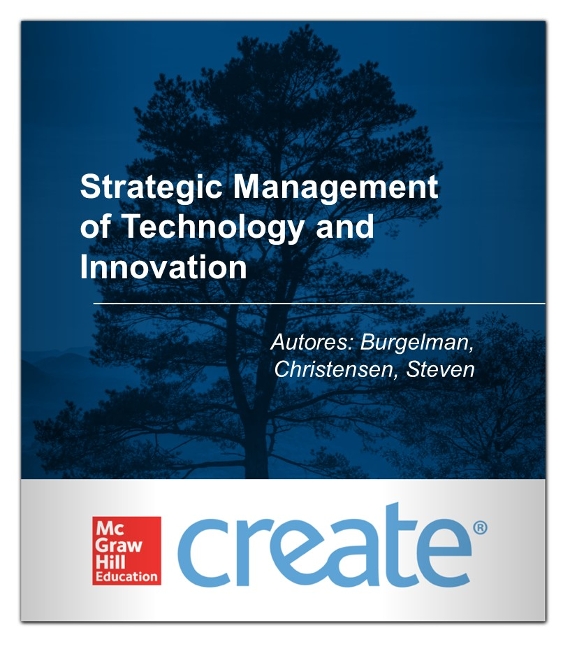 CR Strategic Management of Technology and Innovation