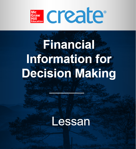 Create: Financial Information for Decision Making