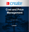 Create: Cost and Price Management