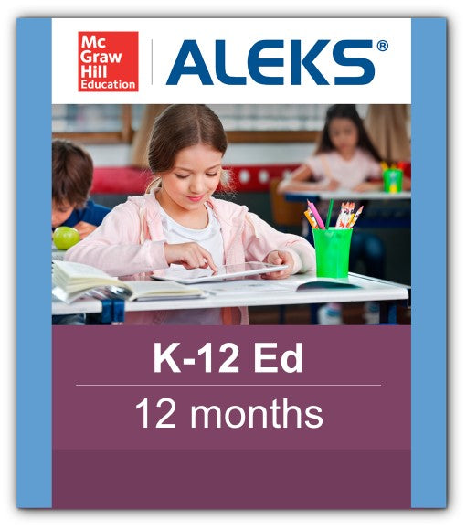 ALEKS K12 (12 meses) (Universidad Intercontinental)