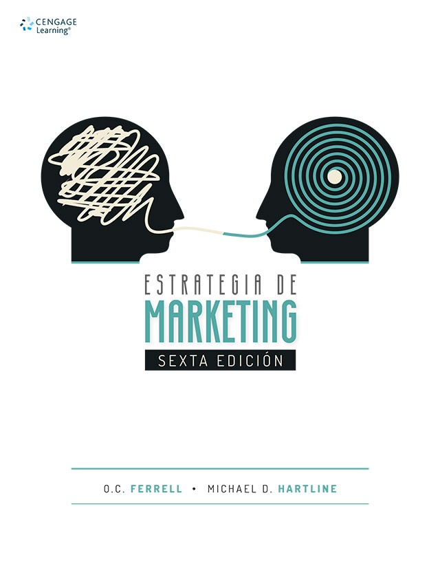 ESTRATEGIA DE MARKETING (Ferrell, O.C. ; Hartline, Michael)
