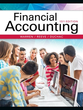 Financial Accounting Ed. 15