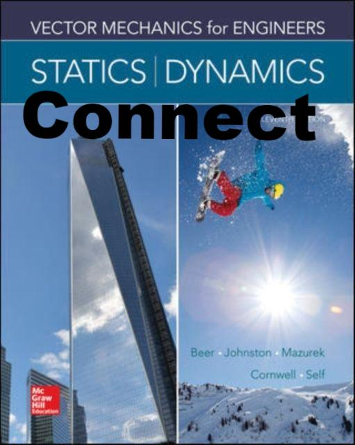 Connect 1 semester Vector Mechanics for Engineers Statics/Dynamics (UDEM)