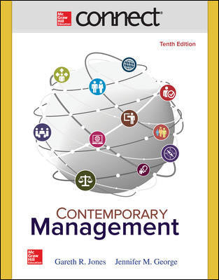 Connect online access for Contemporary Management (ITESM CCM)