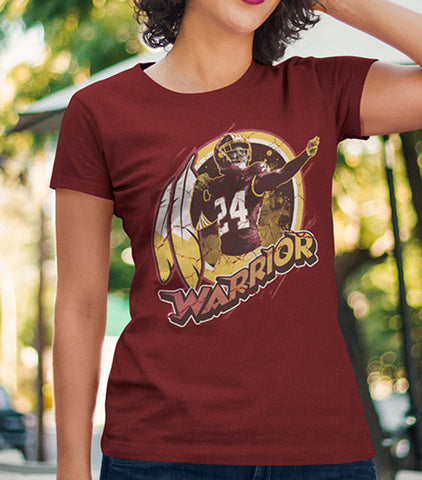 Josh Norman Warrior Shirt Womens