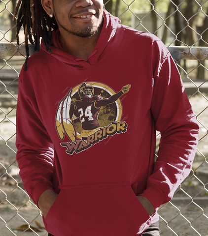 Warrior Hooded Sweatshirt