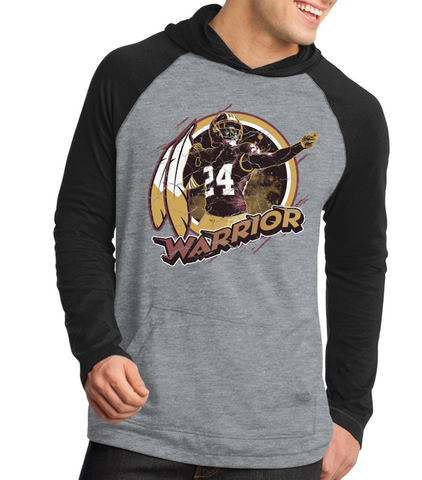 Josh Norman Warrior Raglan Mens