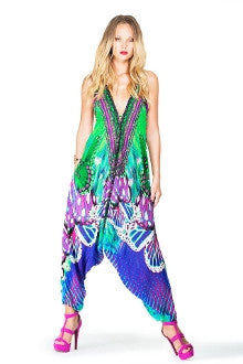 Avatar Purple Jumpsuit Parides