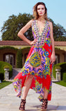BQ-240L Cherry Picked Shahida Parides 3 Way Dress