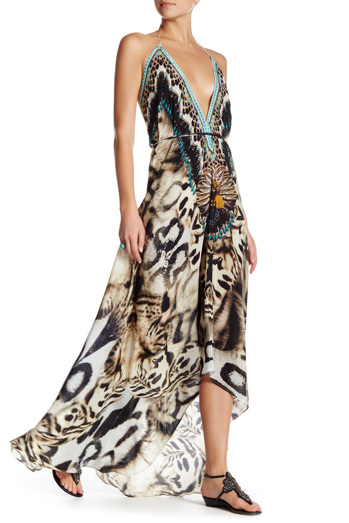 Shahida Parides White Tiger Side