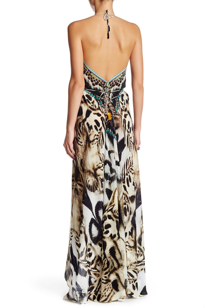 Shahida Parides White Tiger Back