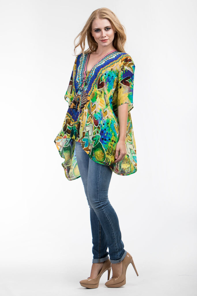 Heart to Heart Shahida Parides Top