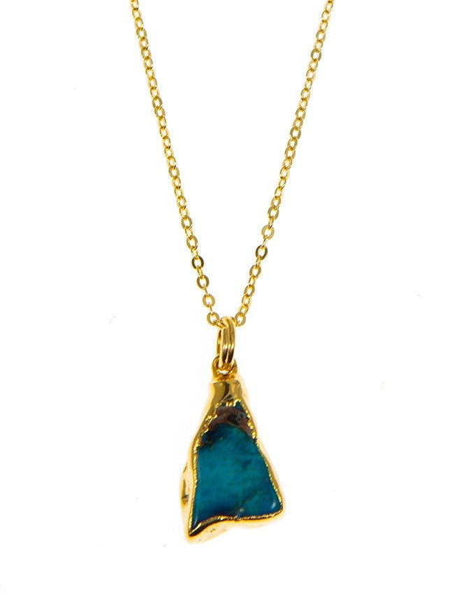 PGT-M-BT Turquoise Group Pendant Charlene K Jewelry