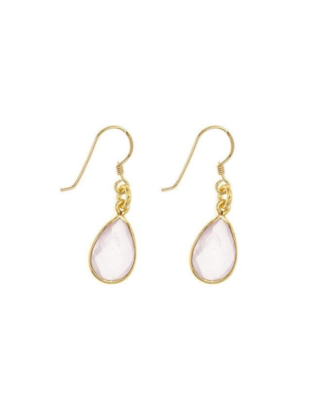 EG27T-CQ Small Gem Earrings Charlene K Jewelry