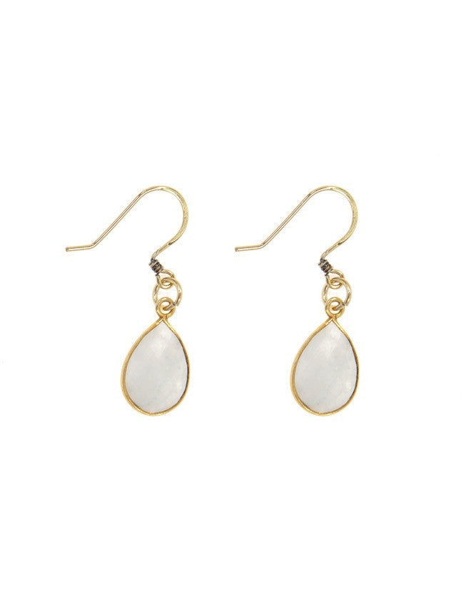 EG27T-MS Small Gem Earrings Charlene K Jewelry