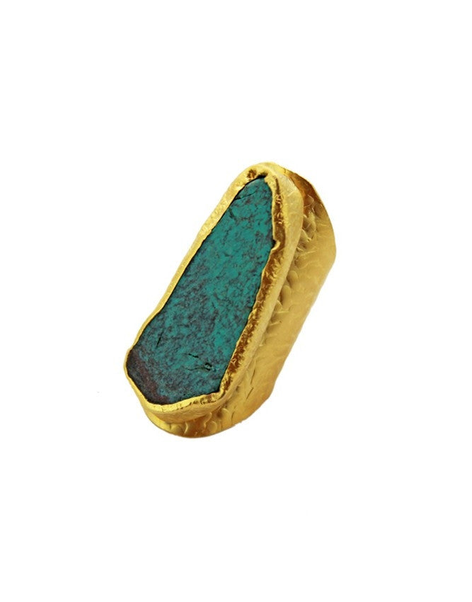 RGCI-BT Gemstone Cigar Ring Charlene K Jewelry