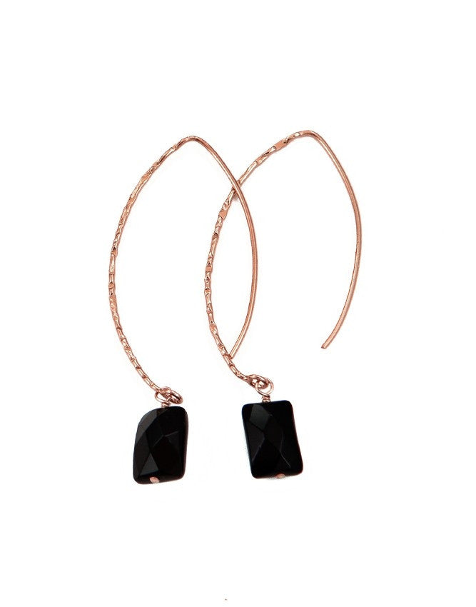 EGOH-ON Oval - Gem Earrings Charlene K Jewelry